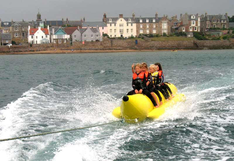 East Neuk kids watersports